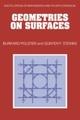 Geometries on Surfaces