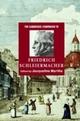 Cambridge Companion to Friedrich Schleiermacher