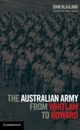 Australian Army from Whitlam to Howard