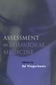 Assessment in Behavioral Medicine