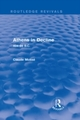 Athens in Decline (Routledge Revivals)
