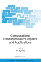 Computational Noncommutative Algebra and Applications