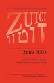 Zutot 2003