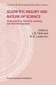 Scientific Inquiry and Nature of Science