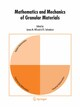 Mathematics and Mechanics of Granular Materials