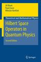 Hilbert Space Operators in Quantum Physics