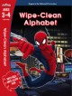 Marvel Spider-Man: Wipe-Clean Alphabet