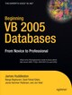 Beginning VB 2005 Databases