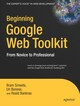 Beginning Google Web Toolkit