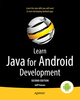 Learn Java for Android