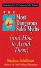 25 Most Dangerous Sales Myths