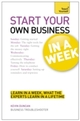 Start Your Own Business in a Week