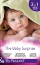 Baby Surprise: Juggling Briefcase & Baby (Baby on Board, Book 29) / Adopted: Family in a Million (Baby on Board, Book 19) / Confidential: Expecting! (Baby on Board, Book 26) (Mills & Boon By Request)