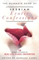 Mammoth Book of Lesbian Erotic Confessions
