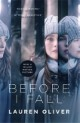 Before I Fall (Film Tie-In)