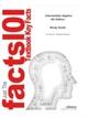 e-Study Guide for: Intermediate Algebra by John Jr Tobey, ISBN 9780131490789