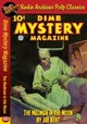 Dime Mystery Magazine - The Madman in th