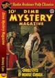 Dime Mystery Magazine - Unholy Eyes