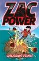 Zac Power Volcanic Panic