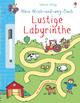 Mein Wisch-und-weg-Buch: Lustige Labyrinthe