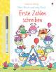 Mein Wisch-und-weg-Buch: Erste Zahlen schreiben