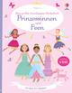 Mein großes Anziehpuppen-Stickerbuch: Prinzessinnen und Feen