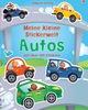 Mein kleine Stickerwelt: Autos