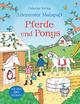 Allererster Malspaß: Pferde und Ponys