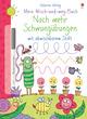Mein Wisch-und-weg-Buch: Noch mehr Schwungübungen