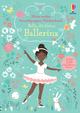 Mein erstes Anziehpuppen-Stickerbuch - Bella, die kleine Ballerina