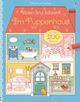 Malen und Stickern: Im Puppenhaus