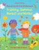 Mein erstes Anzieh-Stickerbuch - Frühling, Sommer, Herbst und Winter