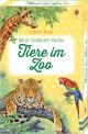 Natur-Entdecker-Karten: Tiere im Zoo