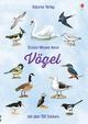 Sticker-Wissen Natur: Vögel
