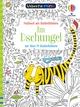 Usborne Minis - Malbuch: Im Dschungel