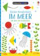 Usborne Minis - Sticker-Kreativbuch: Im Meer