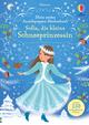 Mein erstes Anziehpuppen-Stickerbuch - Sofia, die kleine Schneeprinzessin