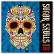 Sugar Skulls - Totenköpfe 2019