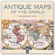 Antique Maps of the World - Antique Karten der Welt 2019