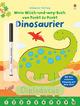 Mein Wisch-und-weg-Buch von Punkt zu Punkt: Dinosaurier