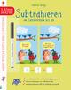 Mein Wisch-und-weg-Lernspaß: Subtrahieren im Zahlenraum bis 20