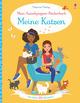 Mein Anziehpuppen-Stickerbuch - Meine Katzen