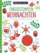 Usborne Minis: Fingerstempeln Weihnachten
