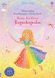 Mein erstes Anziehpuppen-Stickerbuch: Romy, die kleine Regenbogenfee