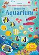 Mein Immer-wieder-Stickerbuch: Besuch im Aquarium