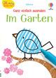 Kleine Kreativ-Werkstatt - Ganz einfach ausmalen: Im Garten
