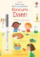 Meine ersten Wisch-und-weg-Wörter: Rund ums Essen