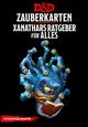 Dungeons & Dragons - Zauberkarten Xanathars Ratgeber für alles