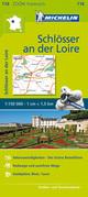 Michelin Schlösser an der Loire/Val de Loire et ses châteaux