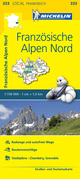 Französische Alpen Nord